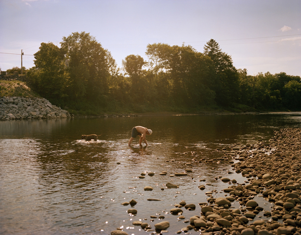 Catching Crayfish, 2012