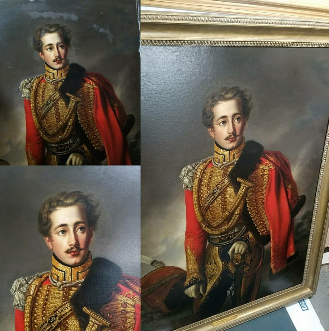 Art Conservation Paintings