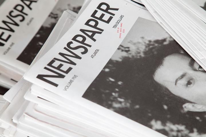 """""""NEWSPAPER (1969–2017)"""" Exhibition"""