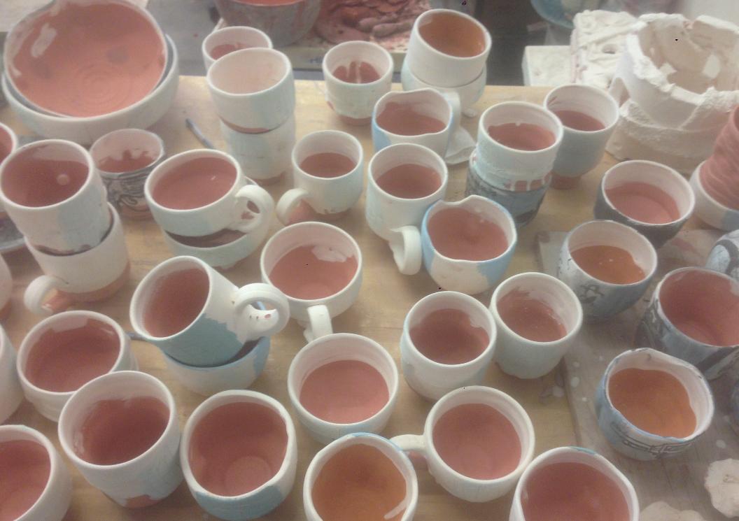 Pottery sale 2016