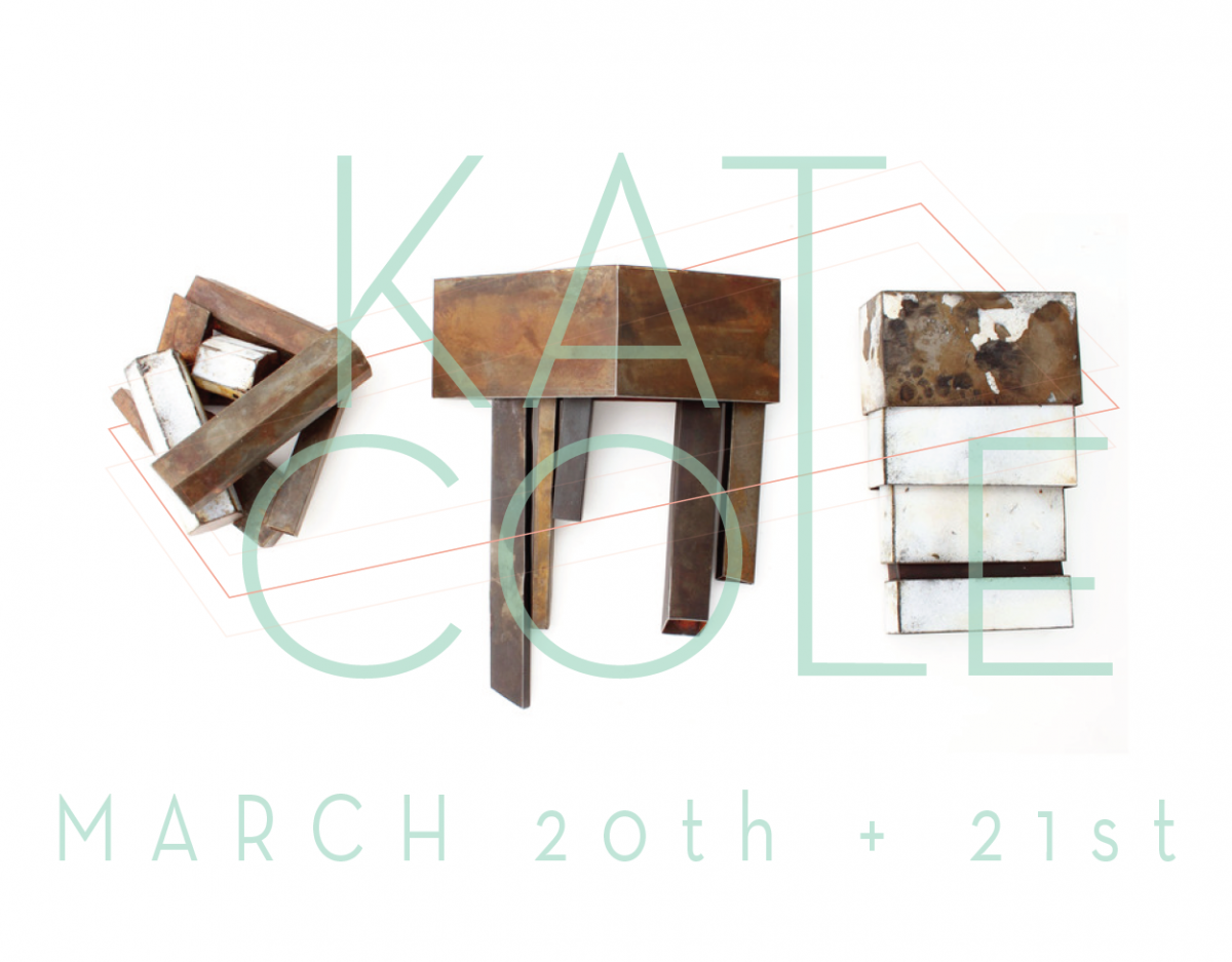Artist and jeweler Kat Cole