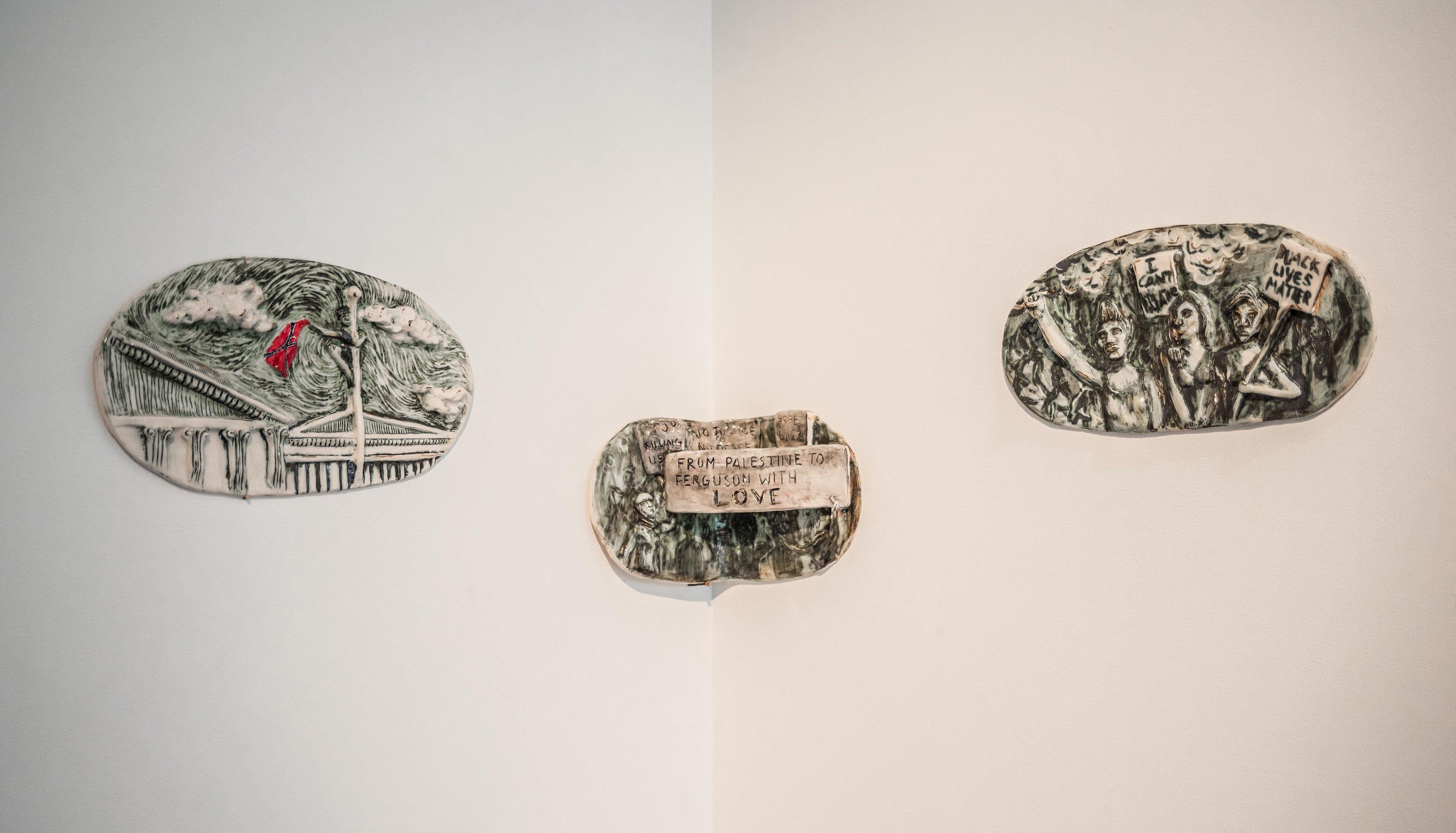 Alex Hodge: Unsung Muses