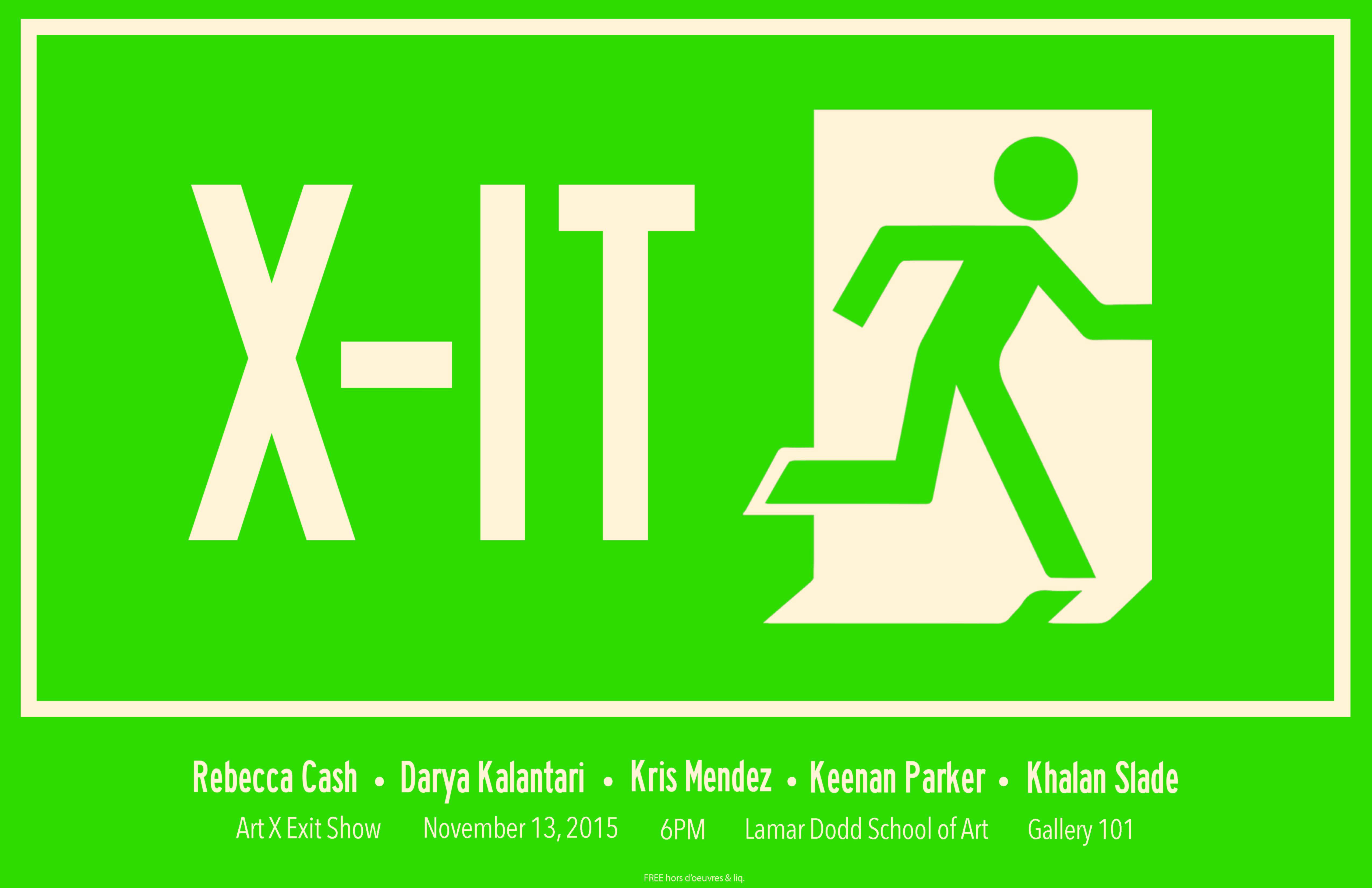 Art X poster