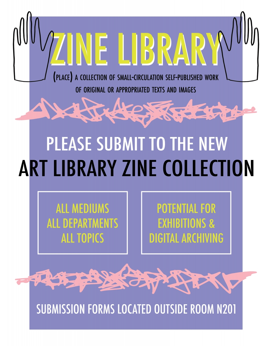 Art Library Zine