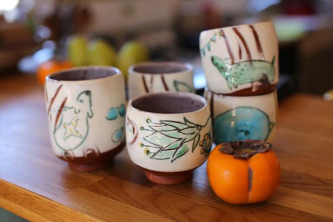Maria Dondero cups