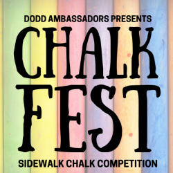 CHALKFEST: 2019 Sidewalk Chalk Competition RESCHEDULED