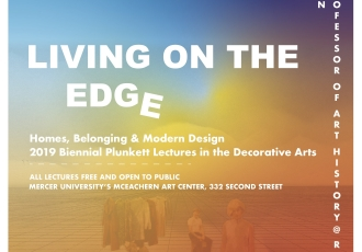 Living on the Edge: Lecture at Mercer University