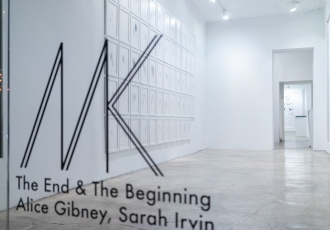 The End & The Beginning Alice Gibney, Sarah Irvin