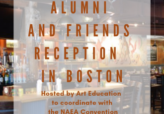 Alumni and Friends Reception in Boston
