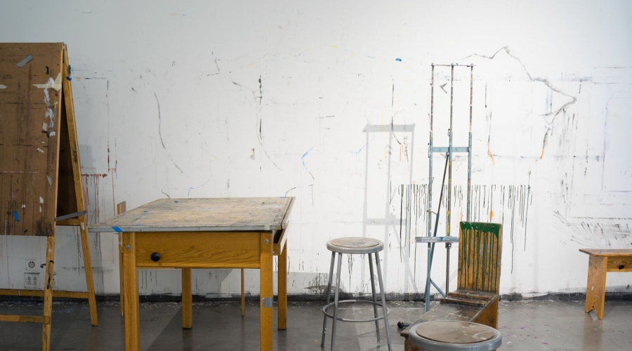 Painting and Drawing studio