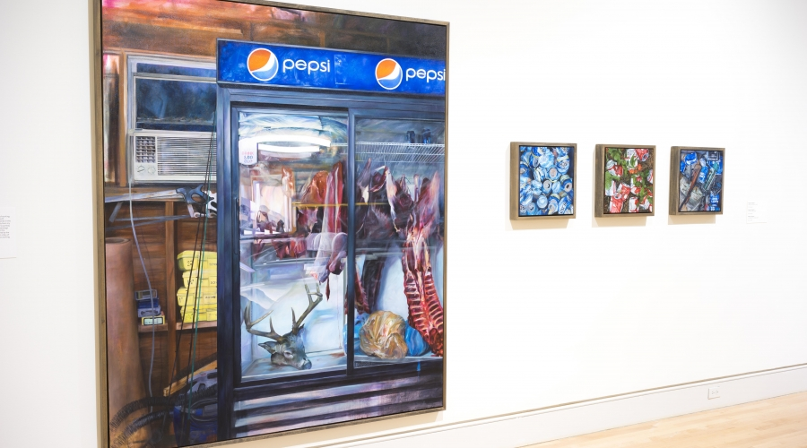 Exhibit to feature Lamar Dodd's early works