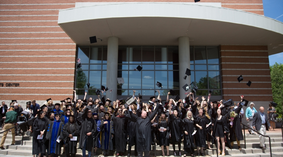 Lamar Dodd School of Art Spring 2019 Graduation Ceremony