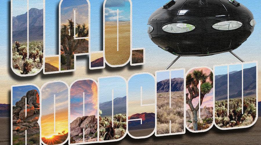 Dodd Professor Takes UFO Art Project Coast-to-Coast | LAMAR DODD